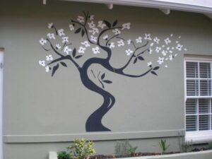 Custom designed Wall Decal