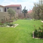 Kylami informal garden