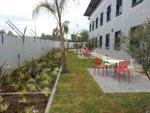 Office garden Pomona
