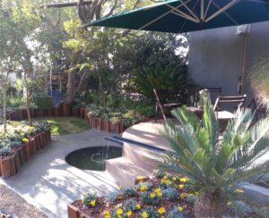Eco haze show garden2